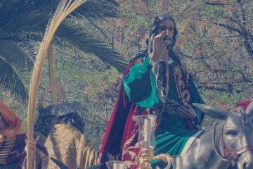 Domingo de Ramos en Granada