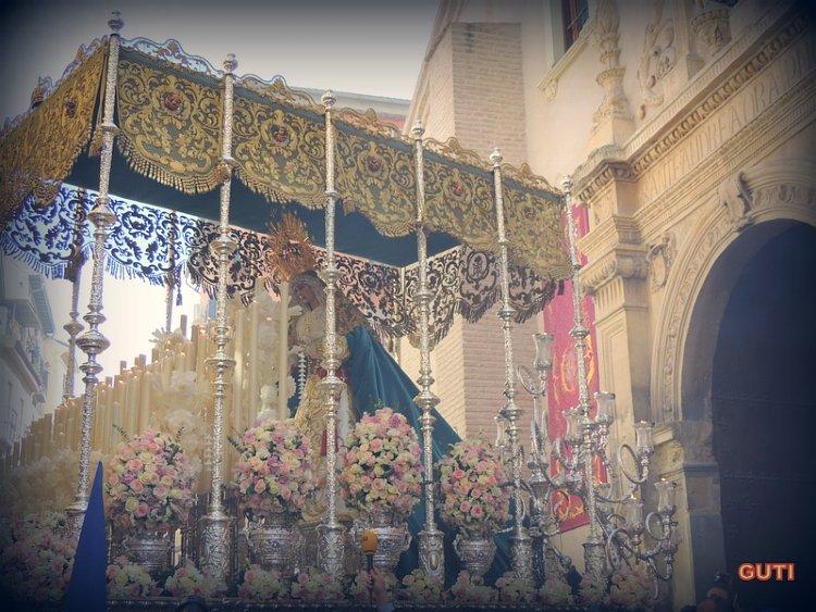Nuestra Señora de la Paz La Borriquilla Granada