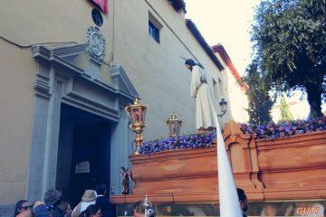 Cautivo y Encarnacion Domingo de Ramos Granada