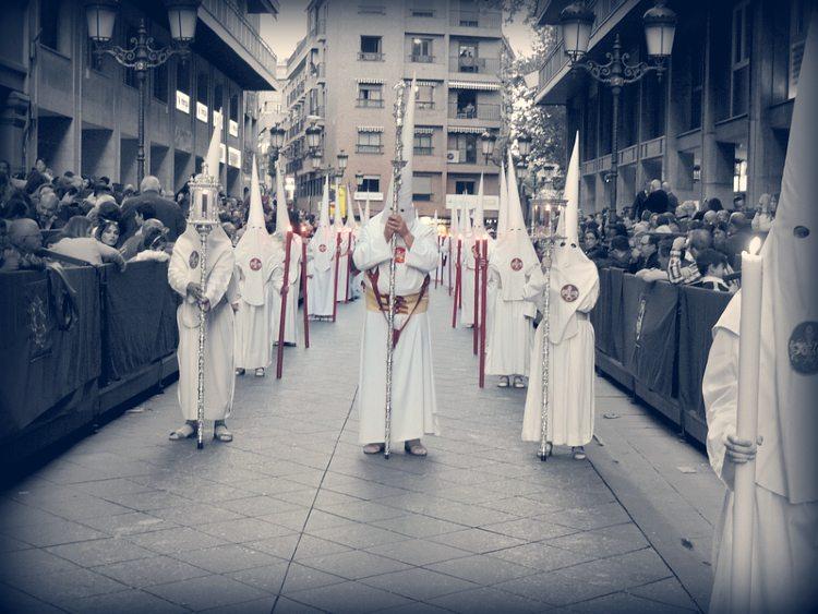 Despojado y Dulce Nombre Domingo de Ramos Granada