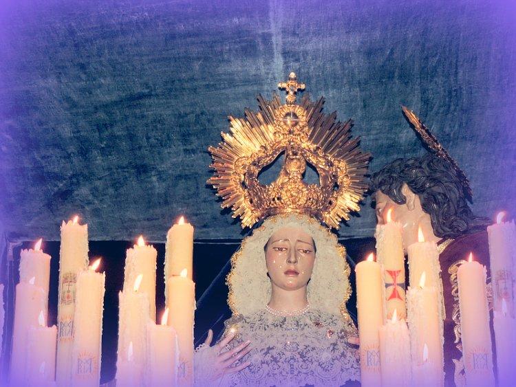María Santísima del Dulce Nombre Domingo de Ramos Granada