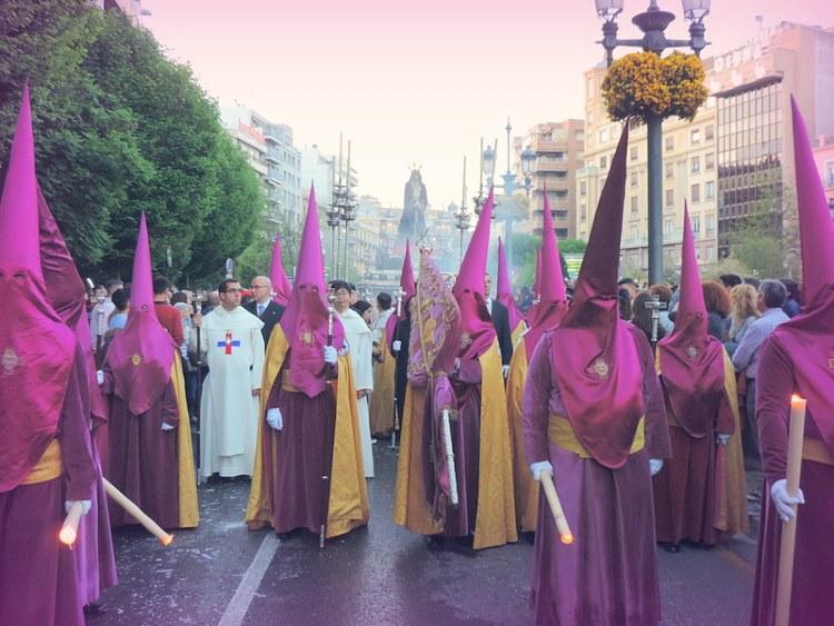 Jesus del Rescate Lunes Santo Granada