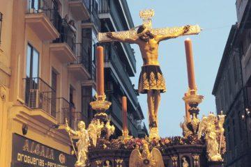 San Agustin y Consolacion Lunes Santo Granada