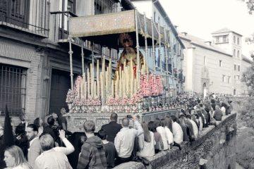 Sentencia y Maravillas Domingo de Ramos Granada