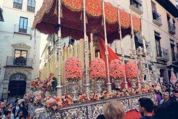 Virgen de los Dolores Lunes Santo Granada